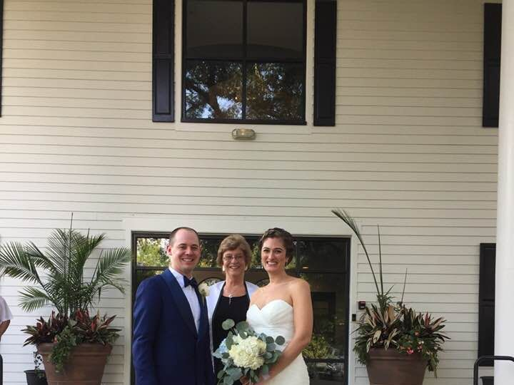 Tmx White Florals 51 772592 V1 Cary, NC wedding officiant