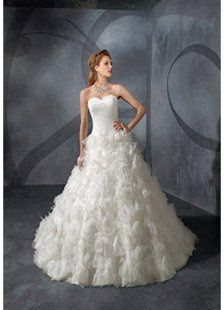 This is ball gown wedding dress from Dressni.com. Dressni wholesale a wide range of selection of...