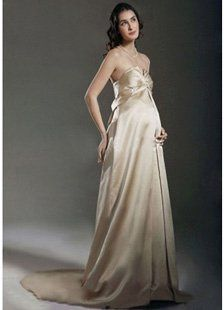 This is the maternity wedding dress from Dressni.com. Dressni wholesale different kinds of maternity...