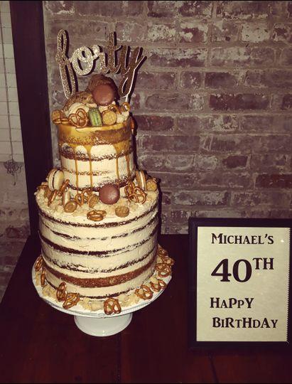junkfood cake big