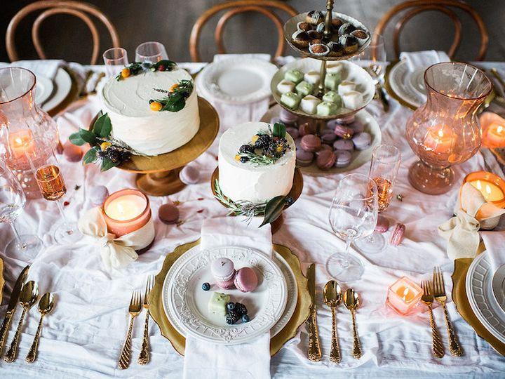 Tmx 1463241890214 White Elephant 12.15 Shoot Web Brooklyn wedding cake