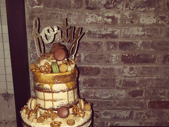 Tmx 1463241957349 Junkfood Cake Big Brooklyn wedding cake