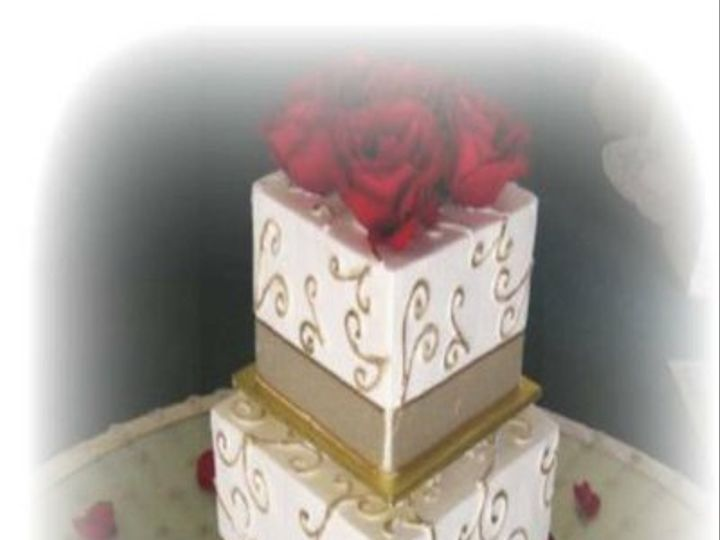 Tmx 1224026671322 E8 Grapevine wedding cake