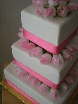 Tmx 1225848697841 Pinkelegance Grapevine wedding cake