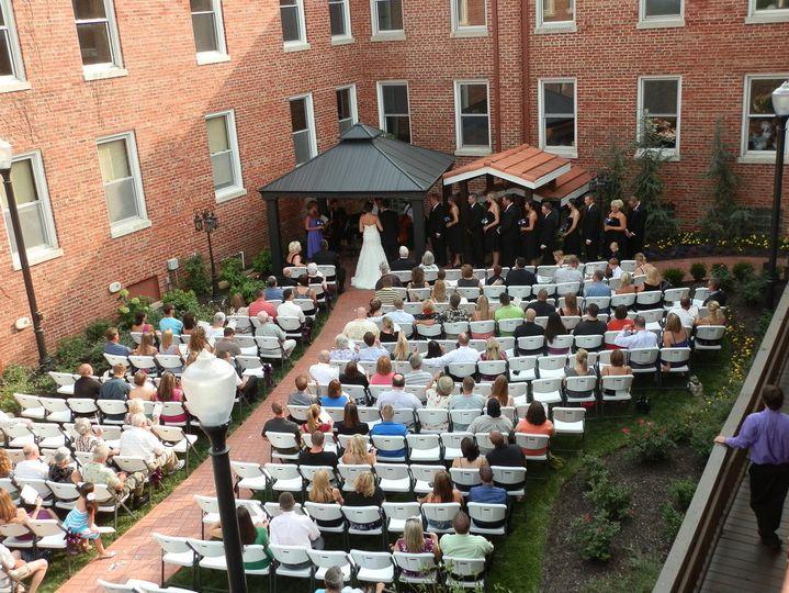 Historic Green Acres Building Venue Saint Joseph Mo Weddingwire