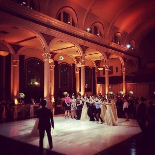Wedding at Vibiana DTLA