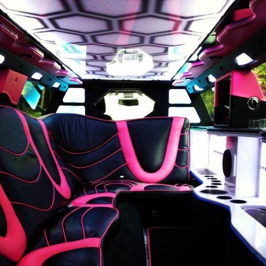 Pink linings
