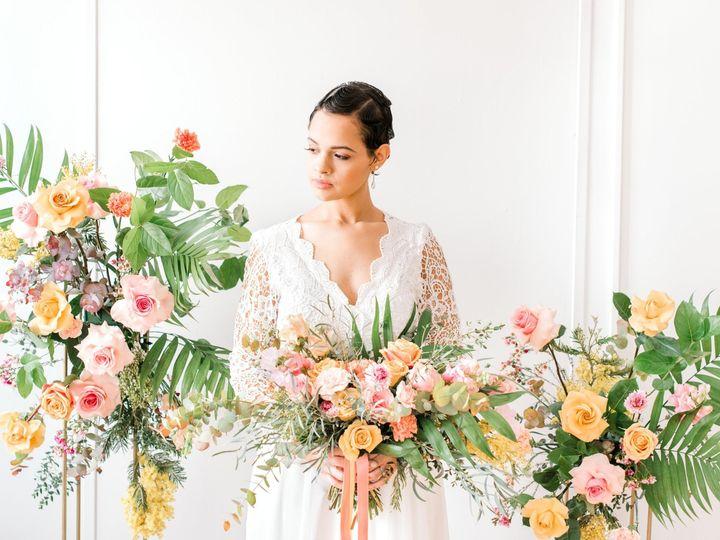 Tmx March2019 Mawbeauty Coral Pantone Wedding Photography 61 1 51 1001692 1561346041 Providence, RI wedding florist