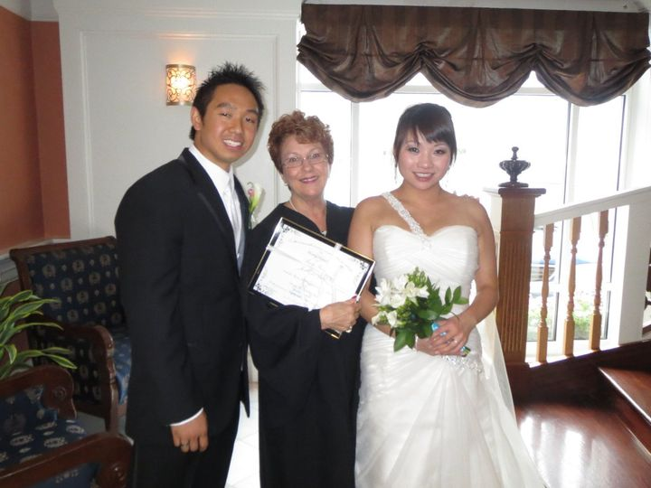 Elizabeth Gemelli, Justice of the Peace - Officiant - Woburn, MA ...