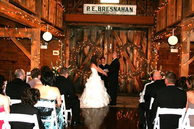 This wedding was performed at Smith Barn-Peabody!