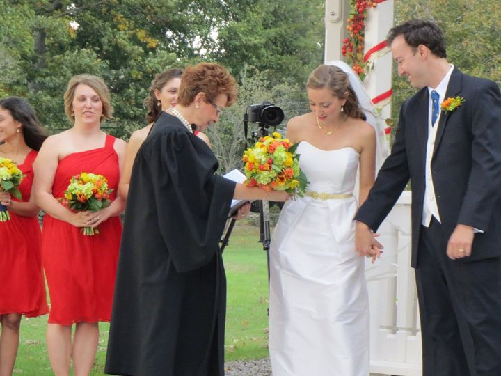 Tmx 1362627839687 IMG1050 Woburn wedding officiant