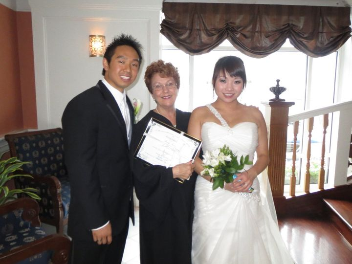 Tmx 1362628489850 IMG0498 Woburn wedding officiant