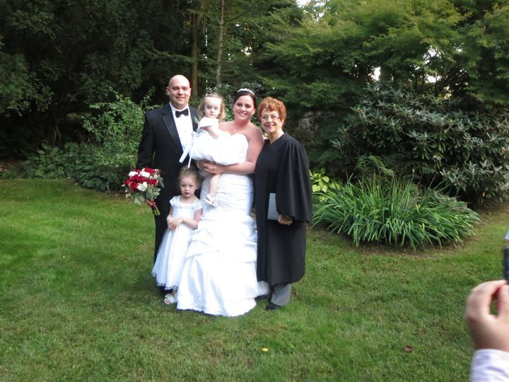 Tmx 1362628538172 IMG0930 Woburn wedding officiant