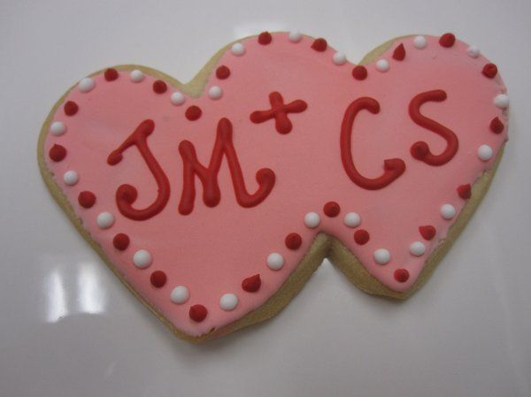 Tmx 1264818438809 VdayCookies004 Pleasantville wedding favor