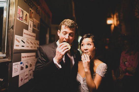 Melanie & Ryan's wedding was so sweet!