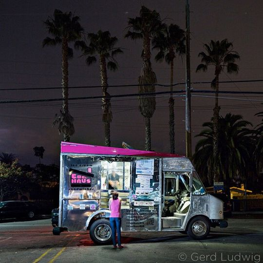 The Coolhaus ice cream truck (photo featured by National Geographic)