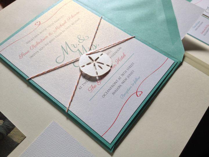 Tmx 1401456445473 Photo May 30 9 21 24 Am Spring City wedding invitation