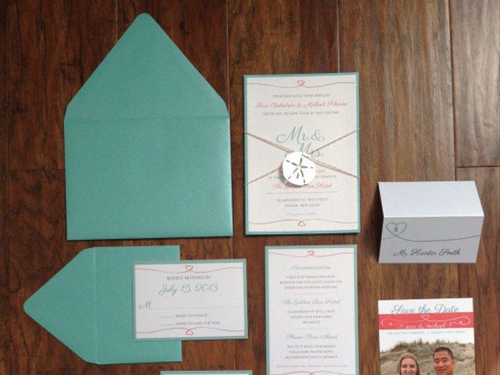 Tmx 1401463407839 Screen Shot 2014 05 30 At 11.11.58 Am Spring City wedding invitation