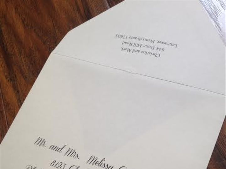 Tmx 1401463440670 Unnamed Spring City wedding invitation