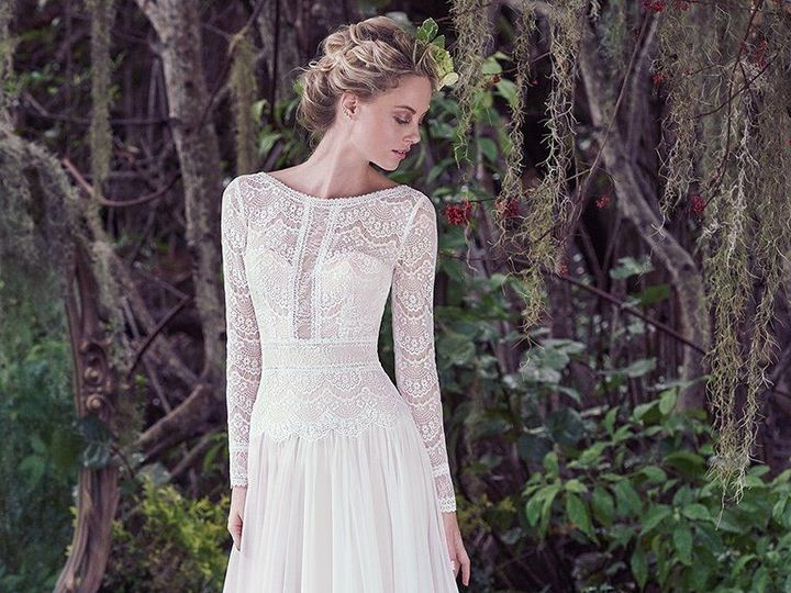 Tmx Maggie Sottero Deirdre Front 51 793692 1560285427 Orlando, FL wedding dress