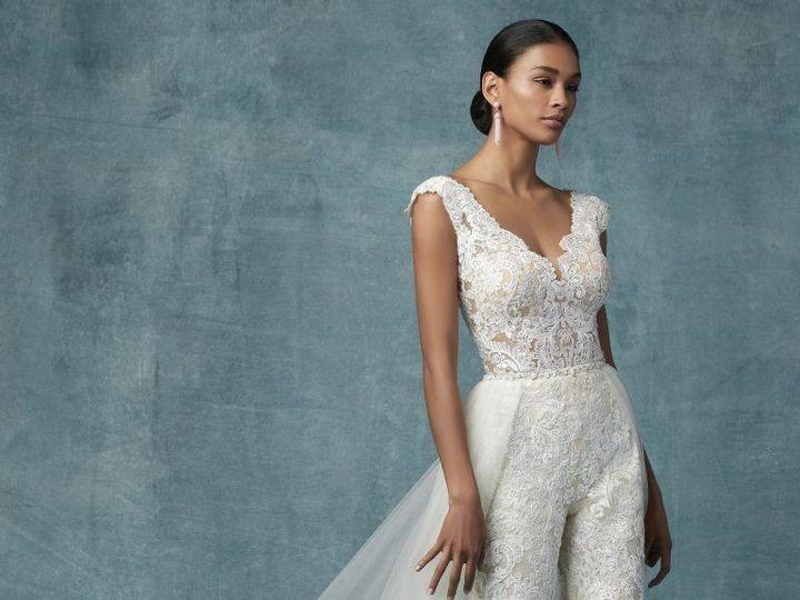 Tmx Maggie Sottero Milan Front 51 793692 1568141909 Orlando, FL wedding dress