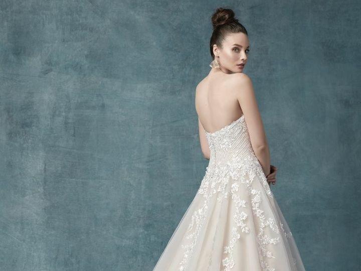 Tmx Maggie Sottero Zinaida Back 51 793692 1560285799 Orlando, FL wedding dress