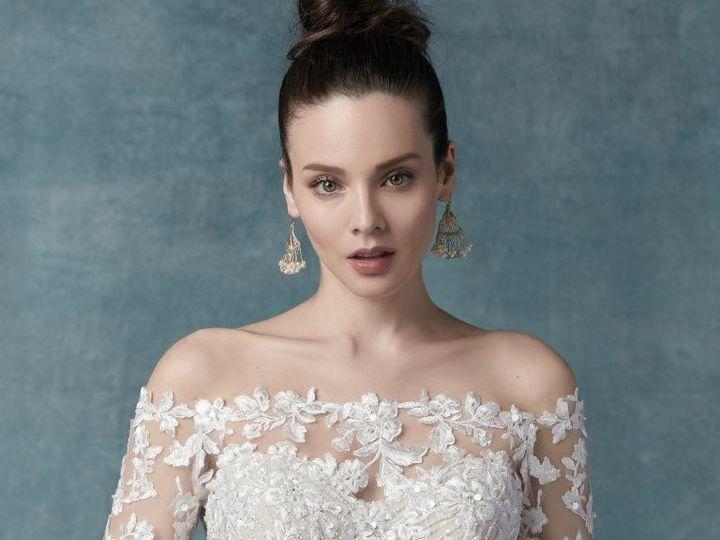 Tmx Maggie Sottero Zinaida Front2 51 793692 1573595242 Orlando, FL wedding dress