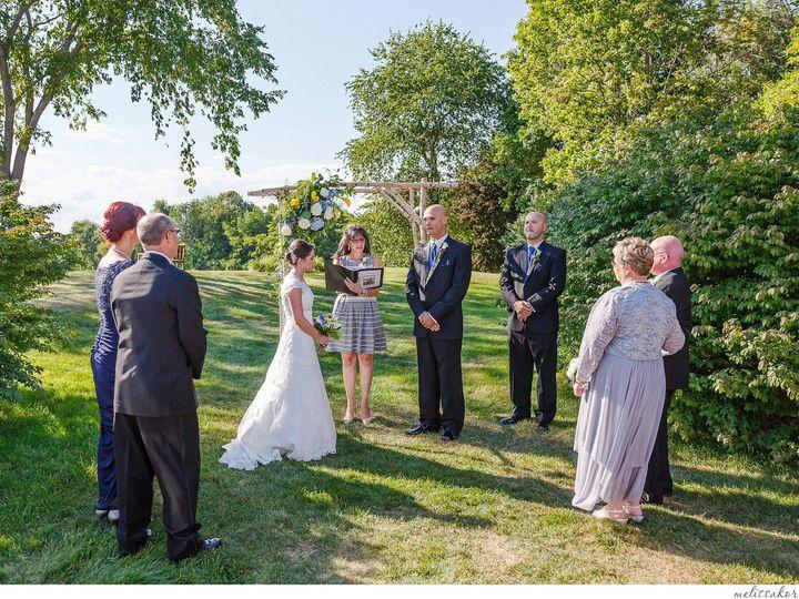 Tmx 1477579491321 Jen Semir Wedding 0213 Dover, New Hampshire wedding officiant