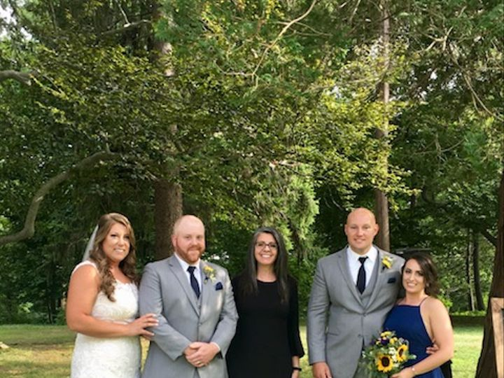 Tmx 2 Couples 51 594692 Dover, New Hampshire wedding officiant