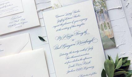 The Left Handed Calligrapher
