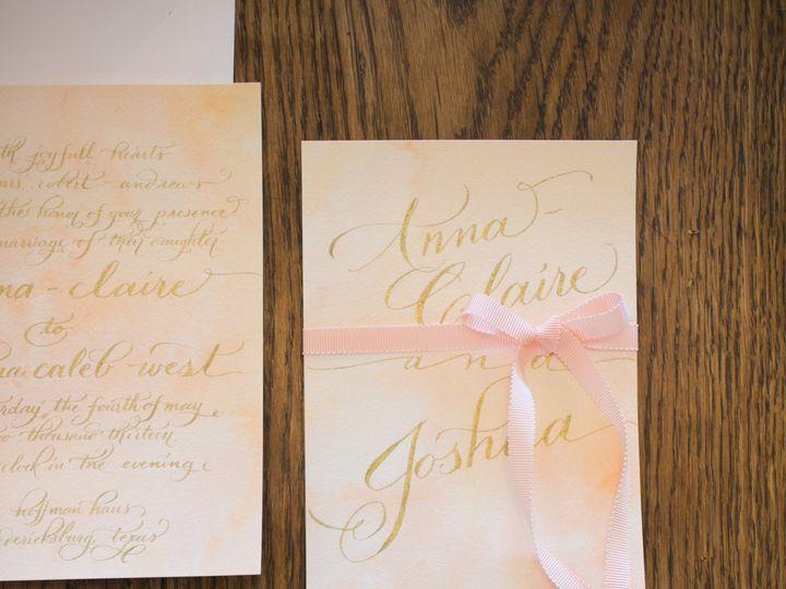 Tmx 1383252728785 Carolinejoy 105 Plano, TX wedding invitation