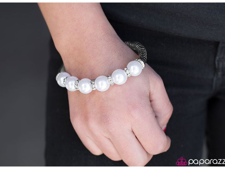 Tmx 1432983805074 Peral Bracelet Brook Park wedding jewelry