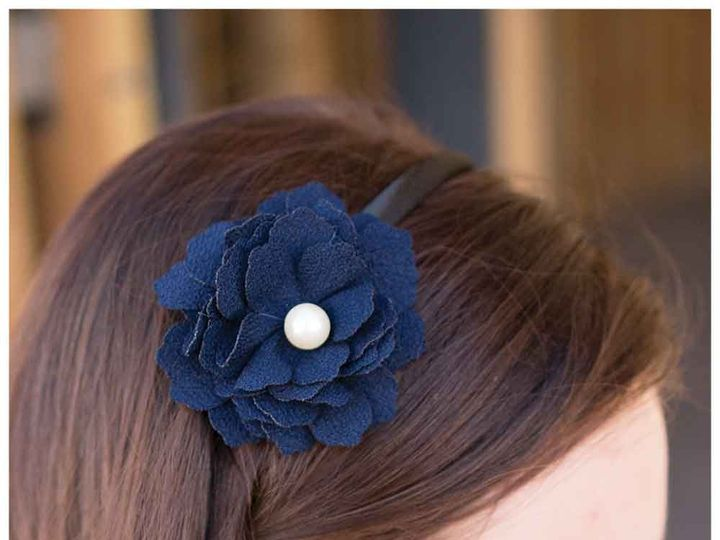 Tmx 1432983852553 Blue Head Band Brook Park wedding jewelry