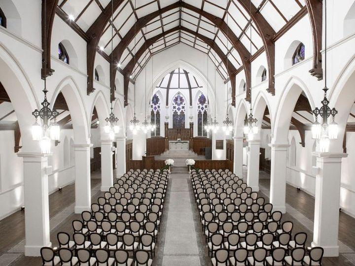 Tmx Abbey Ceremony From Aisle Drone Shot 51 1016692 160158020654727 Milwaukee, WI wedding venue