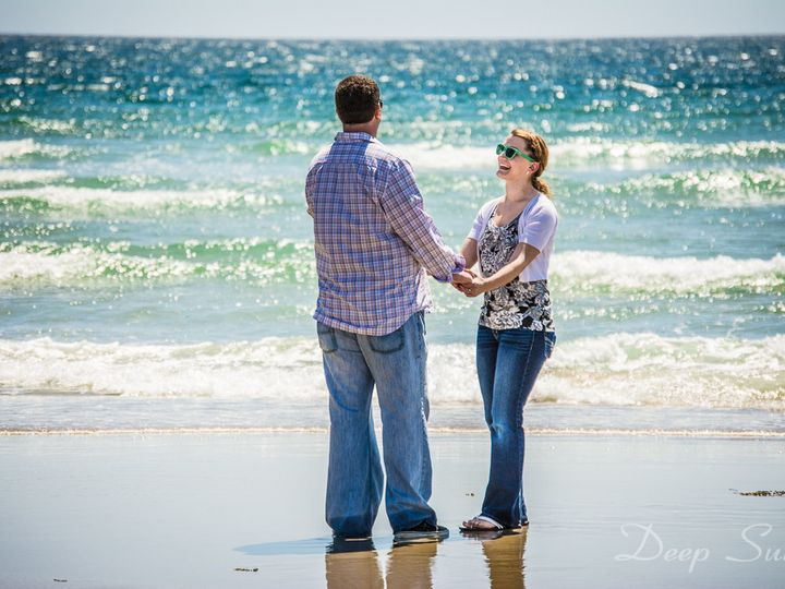 Tmx 1381973339680 Deep Sun Photography Maine Engagement 0327 Ocean Park wedding photography