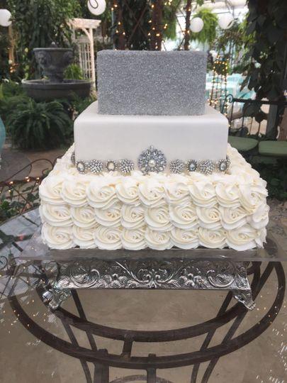 3 layer cake