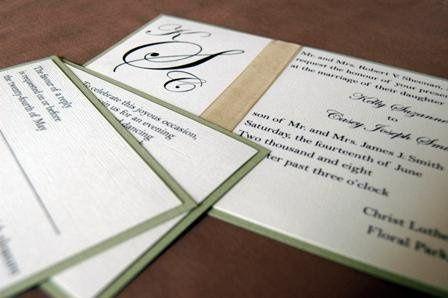 Tmx 1237300970327 WedwirePhoto1 Easton wedding invitation