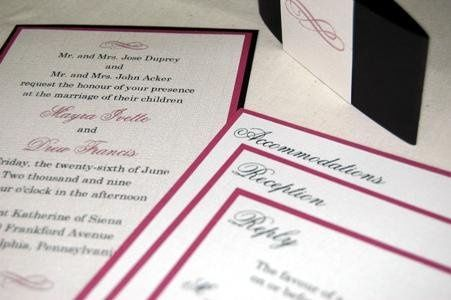Tmx 1237301583405 WedwirePhoto9 Easton wedding invitation