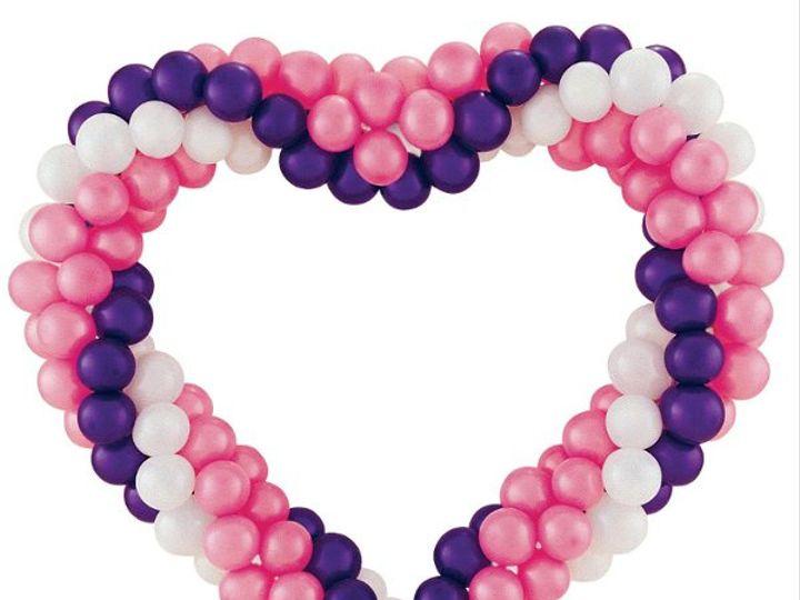Tmx 1237757381000 SpiralFrameHeart Dingmans Ferry wedding florist