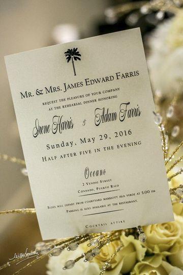 Rococo Loco Design - Invitations - El Paso, TX - WeddingWire