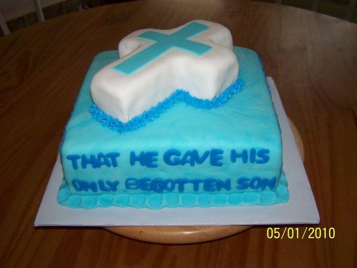 Tmx 1378764900810 Confirmationjohn31611 Jackson, MO wedding cake