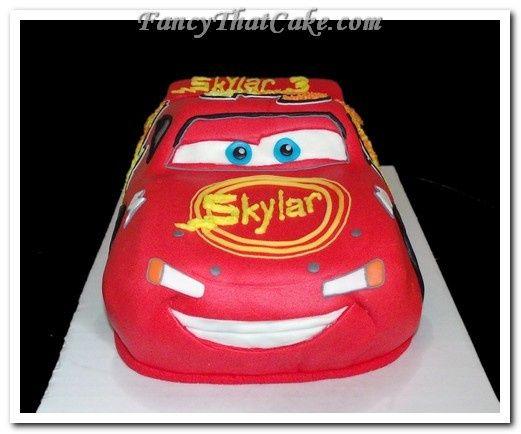 Tmx 1378765001666 Lightningmcqueencarsbirthdaycakefront Jackson, MO wedding cake
