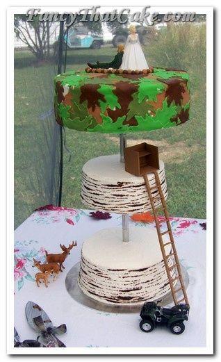 Tmx 1378765019671 Huntingwedding2 Jackson, MO wedding cake