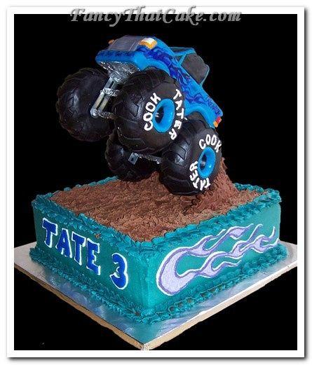 Tmx 1378765053034 Monstertruck3 Jackson, MO wedding cake