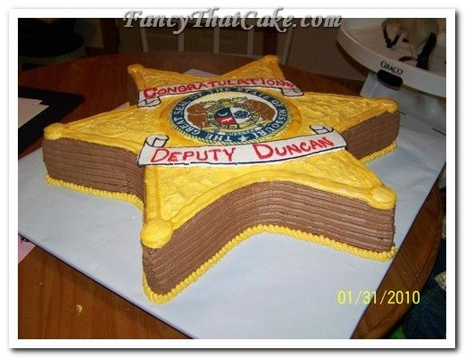 Tmx 1378765170048 Sheriffbadge2 Jackson, MO wedding cake