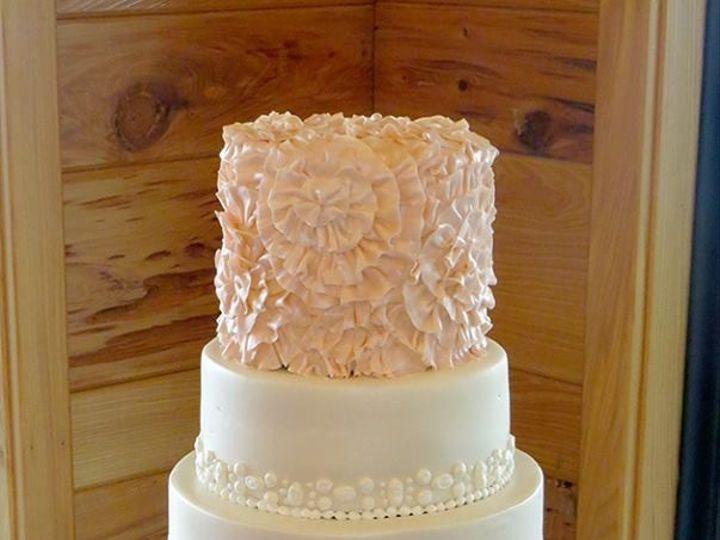 Tmx 1452714592405 Jon 4 Jackson, MO wedding cake