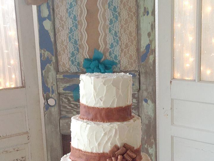 Tmx 1452714602966 Jon 6 Jackson, MO wedding cake