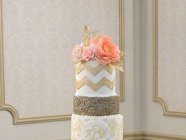Tmx 1452714632258 Jon 11 Jackson, MO wedding cake