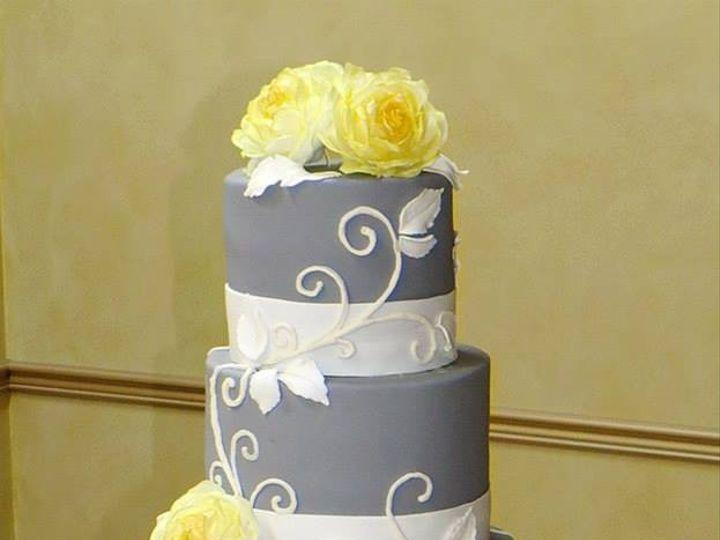 Tmx 1452714656194 Jon 15 Jackson, MO wedding cake