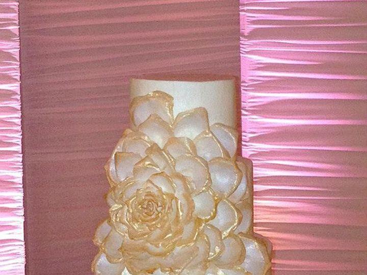 Tmx 1452714668235 Jon 17 Jackson, MO wedding cake
